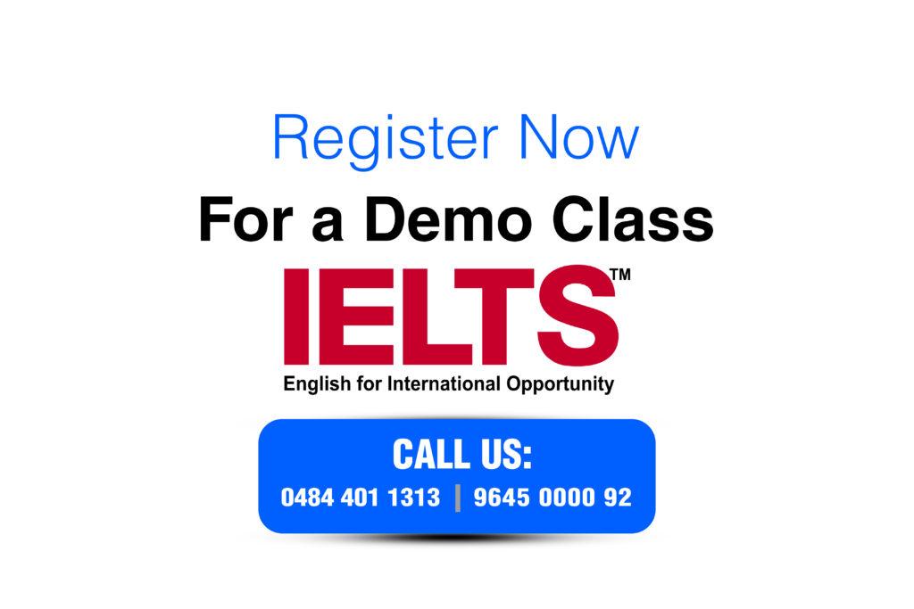 Free IELTS Demo Class