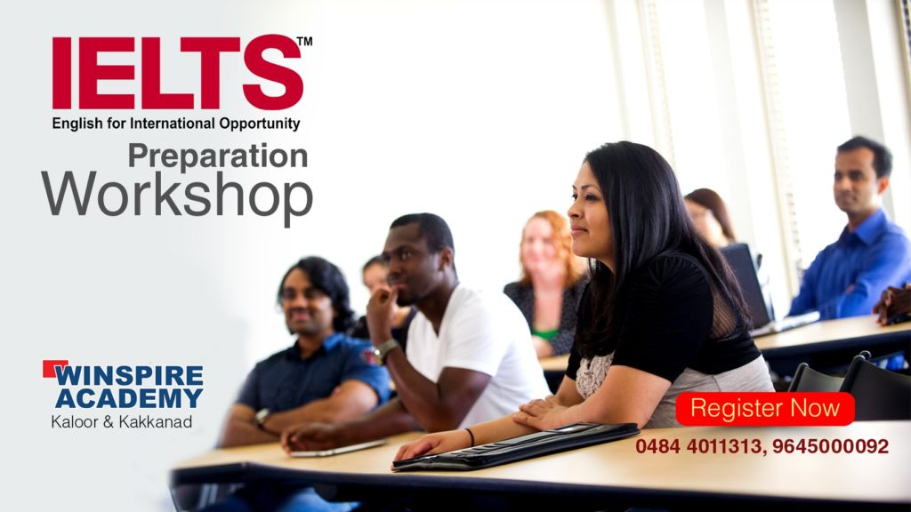 Ielts Exam Preparation Classes