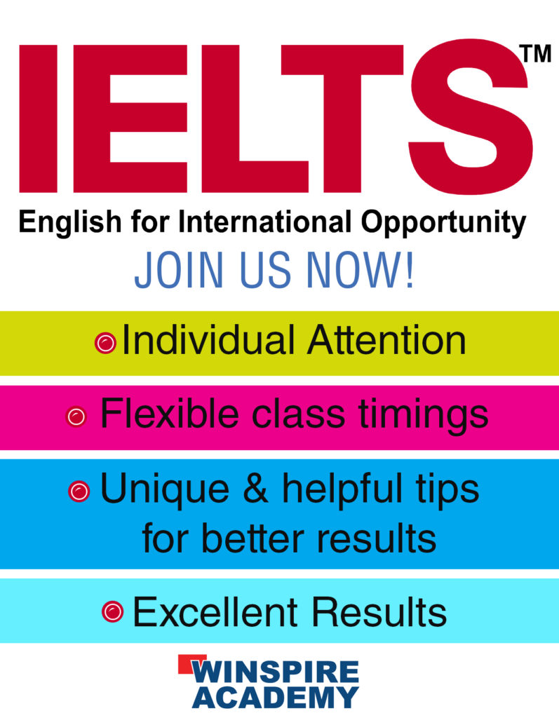 The Best Coaching Institute of Ielts