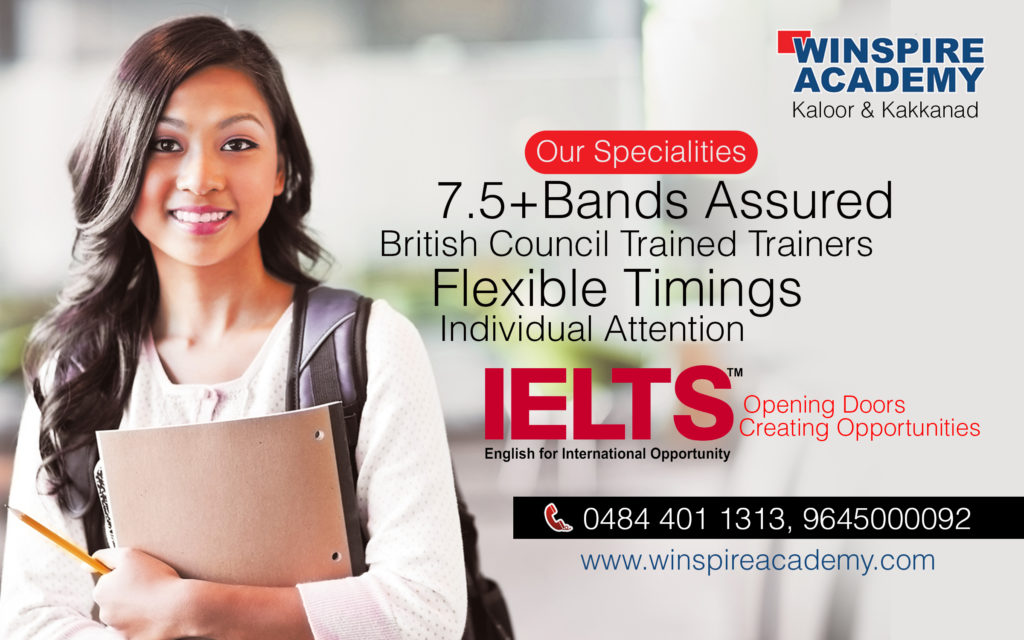 Ielts Test Preparations