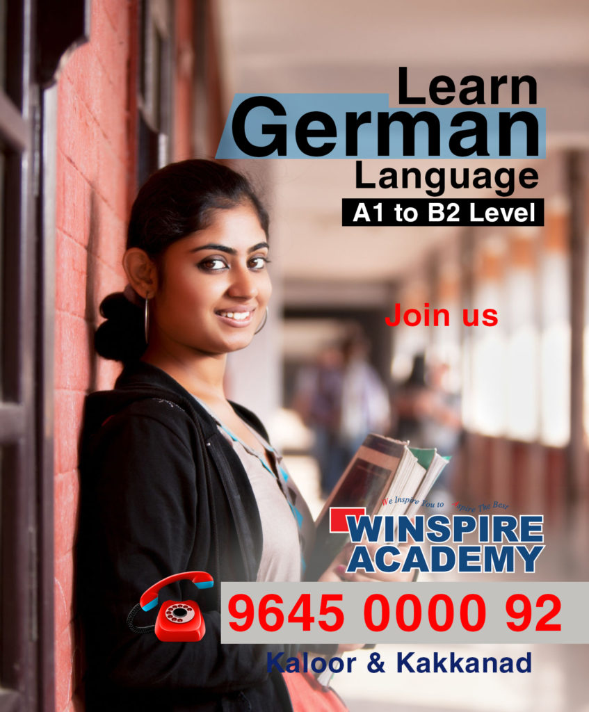 german language training