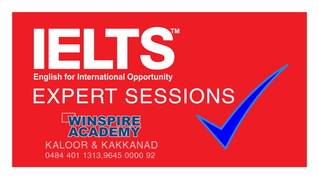 ielts expert sessions