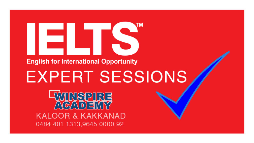 ielts expert session